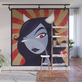 She Devil Wall Mural
