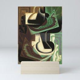 """Juan Gris """"La Grappe De Raisin"""" Mini Art Print"""