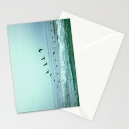 Aerodynamics Stationery Cards