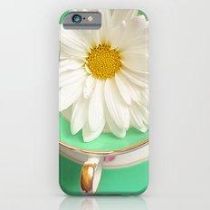 Mint Tea Slim Case iPhone 6s