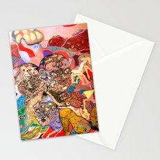 CAPSLOCK Stationery Cards