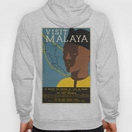 Vintage poster - Malaya Hoody
