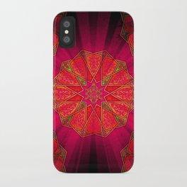 Boho Inner Light Watermelon iPhone Case