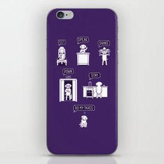 Common Commands iPhone & iPod Skin