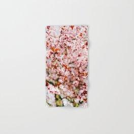Cherry Blossom Tree (Color) Hand & Bath Towel