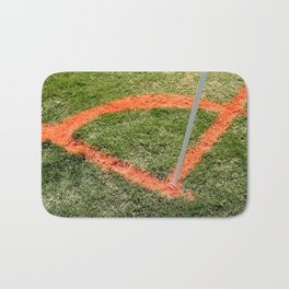 Soccer Corner Bath Mat