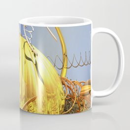 Gold Squash Coffee Mug