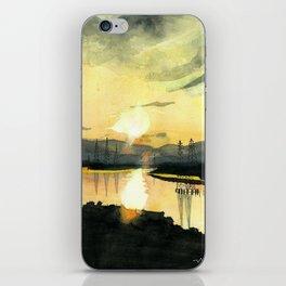 Creek View iPhone Skin