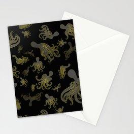 Baby Octopi Stationery Cards