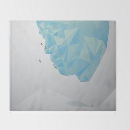 Shun–Challenge yourself Throw Blanket