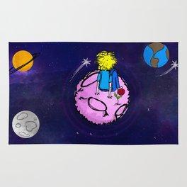 El Principito / The Little Prince Rug