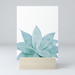 Green Agave #1 #tropical #decor #art #society6 Mini Art Print