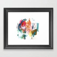 Tura Framed Art Print