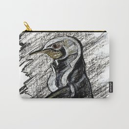 A Penguin Carry-All Pouch