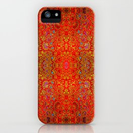 Abstract sparkle beautiful samples iPhone Case