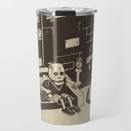 Shed Some Skin Travel Mug