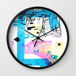 Biomathématiques (Paris 7) Wall Clock