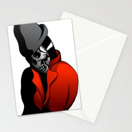 No use for Masks Stationery Cards