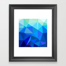 Geometric No.21 Framed Art Print