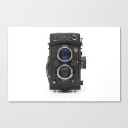 Vintage Camera (Yashica  124 G) Canvas Print