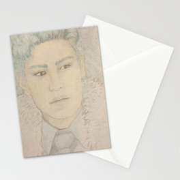 T.O.P. Stationery Cards