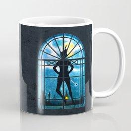 A Strange Visitor Coffee Mug