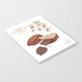Chocolate and Pollinator Notebook
