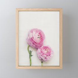 Pink Peonies 2 Framed Mini Art Print