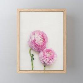 Pink Peonies 2 Framed Mini Art Print