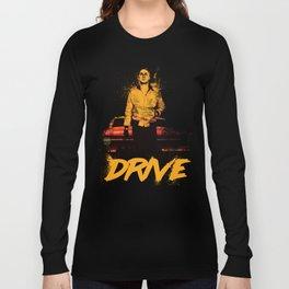 Drive (On the Beach) Long Sleeve T-shirt