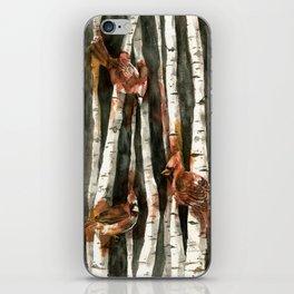 Cardinal Collection iPhone Skin