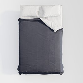 NAVAL ACADEMY solid color Comforters