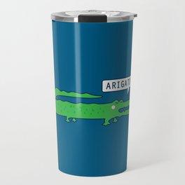 Arigator Travel Mug