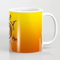 naruto Mugs featuring NARUTO SEAL by Smart Friend
