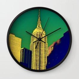 Artistic Empire Wall Clock