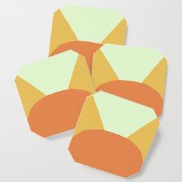 Deyoung Orange Coaster