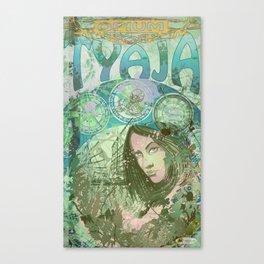 TYAJA Canvas Print