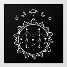 Gypsy Magic II Canvas Print