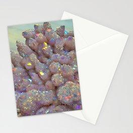 Angel Aura Spirit Quartz crystal Stationery Cards