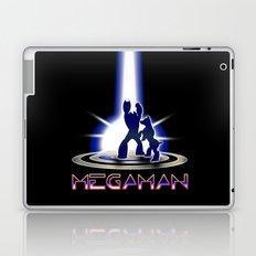MEGATRON - Megaman | Tron | Nintendo | retrogames | 80's | vintage | retro | videogames | console Laptop & iPad Skin
