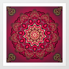 Mix & Match Arabian Nights 1 Art Print