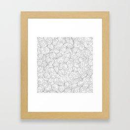 Diamonds Are Forever III Framed Art Print