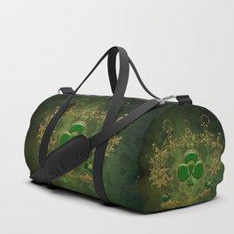 Happy st. patrick's day Duffle Bag