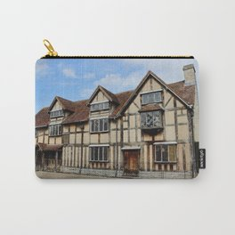 William Shakespeare's Birthplace Carry-All Pouch