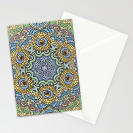 Marshmellows Stationery Cards