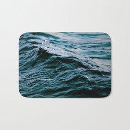 Deep blue sea Bath Mat
