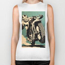 Motorcycle Race Biker Tank