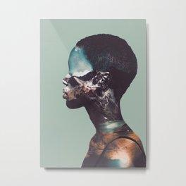 Portrait (Nature) 2 Metal Print