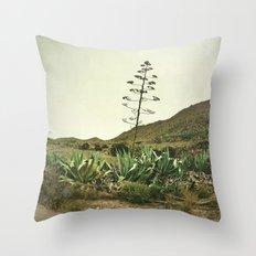 Le Nouveau Western Throw Pillow
