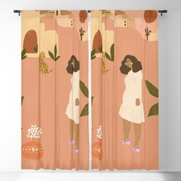 I want to go to Marrakech Blackout Curtain